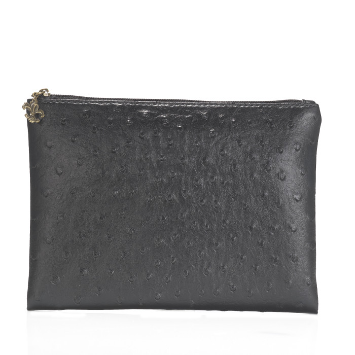 Travel Essential Pouch Black