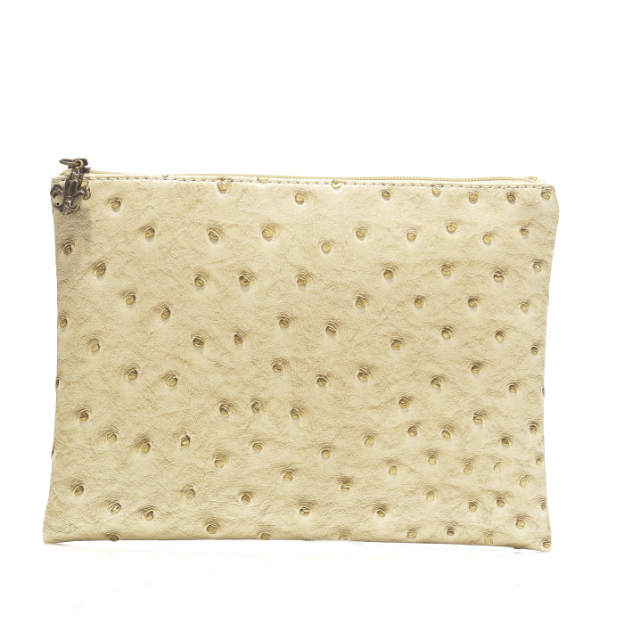 Travel Essential Pouch Tan
