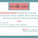 Signature Dough Ingredient label ETSY