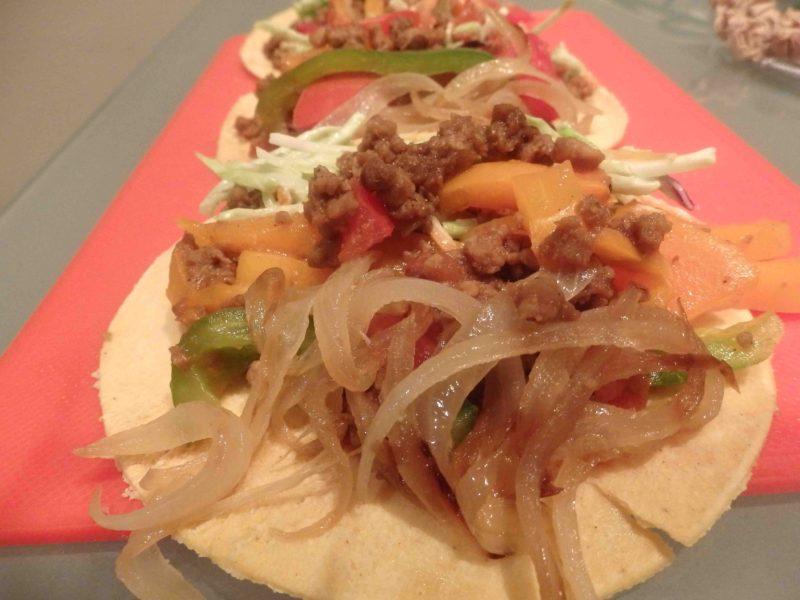 veganize tacos