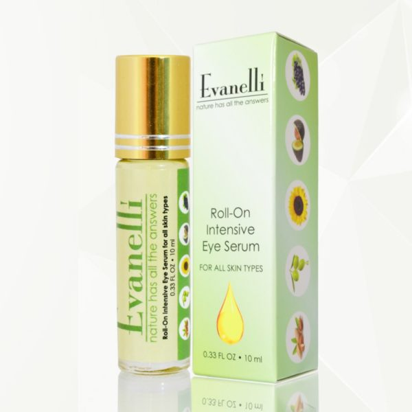 eye serum gold cap