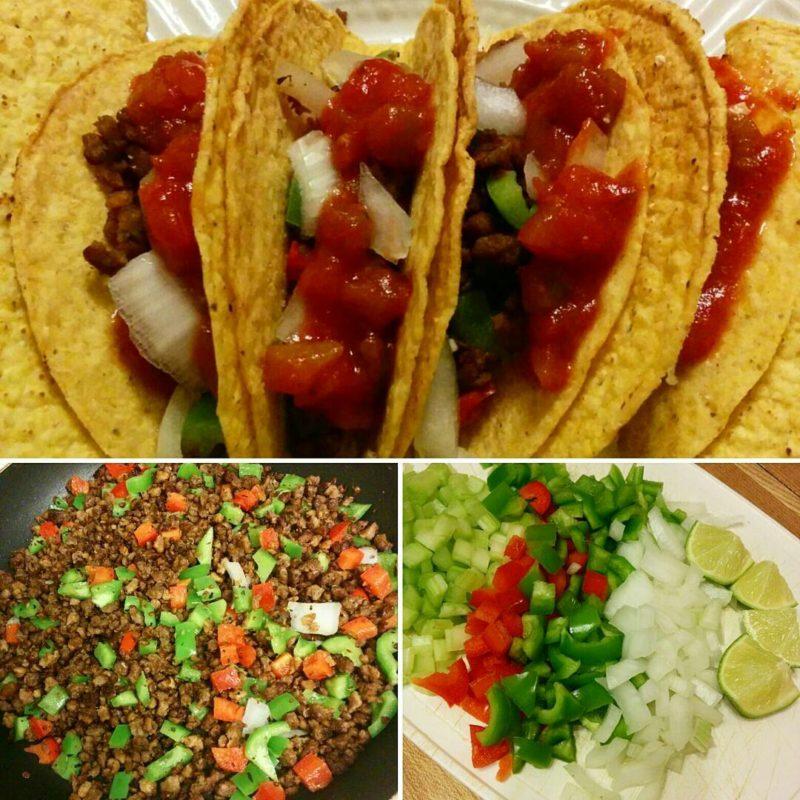 vegan taco recipe